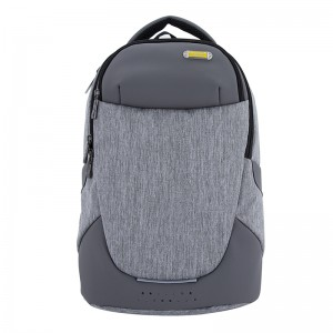 18SA-7475D Mørkegrå computer rygsæk Daypack Fashion Book pack Til College Business Laptop rygsæk